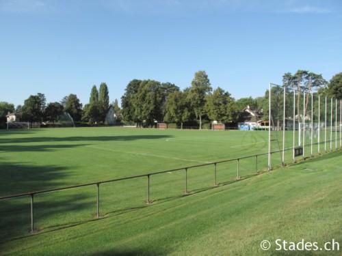 Le Stade Municipal du FC Versoix