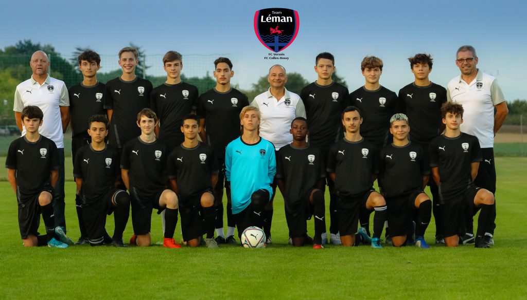 Team Léman FCV-FCCB: l'union qui fait la force !
