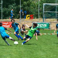 Remise du Label Qualité Sport au FC Versoix par l'AGS