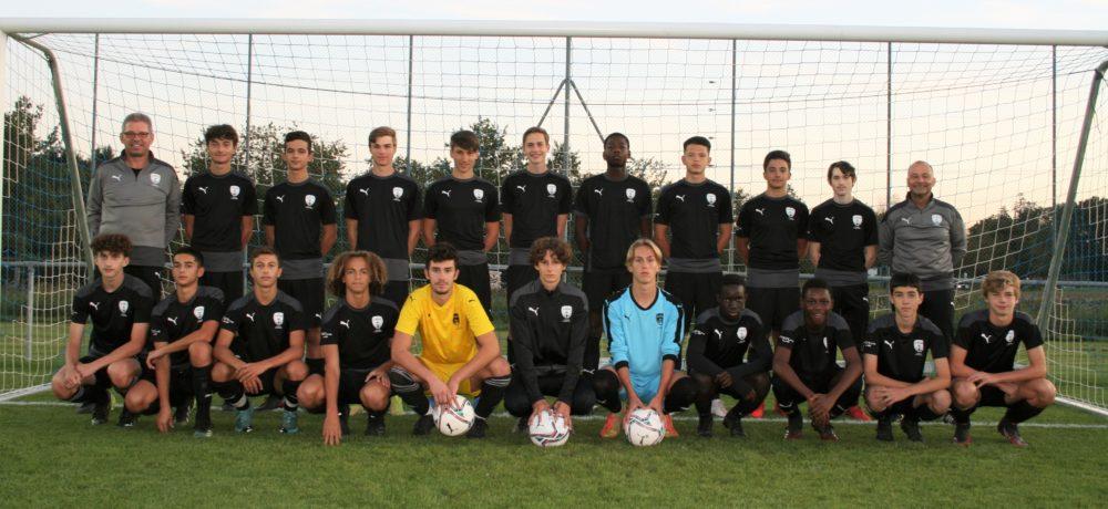 Team-Léman B saison 2021/2022