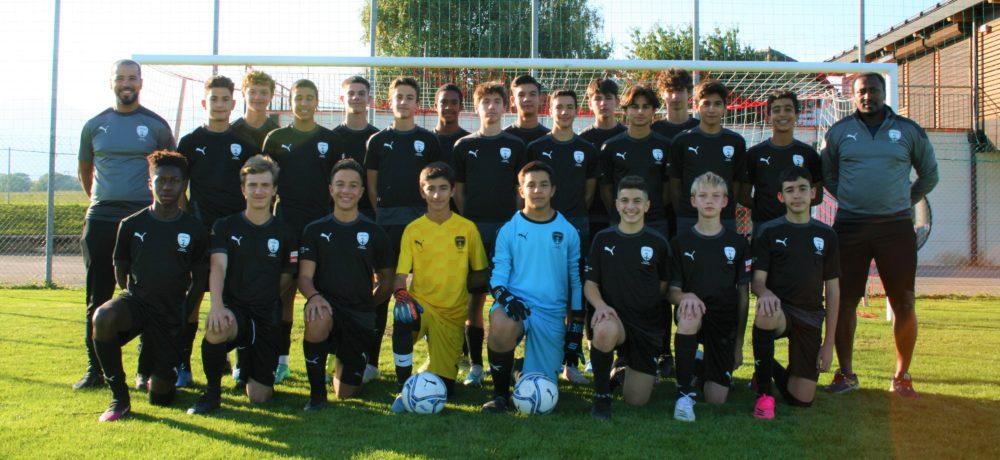 Team-Léman Youth League C saison 2021/2022