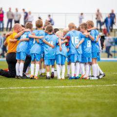 Camp de football d'automne du FC Versoix